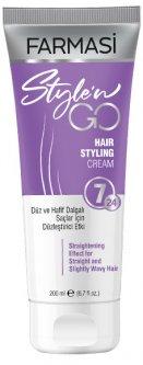 Крем-стайлинг для прямых волос Farmasi 200 мл (1108193) (ROZ6400104030)