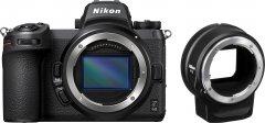 Фотоаппарат Nikon Z6II + FTZ Adapter Kit (VOA060K002) Официальная гарантия!