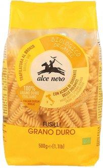 Макаронные изделия из твердых сортов пшеницы Alce Nero Фузилли 500 г (8009004110045)