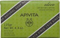 Мыло Apivita с оливой 125 г (5201279073183)