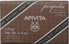 Мыло Apivita с прополисом 125 г (5201279073152)