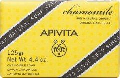 Мыло Apivita с ромашкой 125 г (5201279073169)