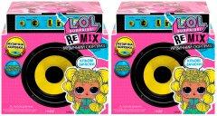 Акционный набор из двух кукол L.O.L SURPRISE! W1 серии Remix Hairflip Музыкальный Сюрприз (6900006573932)