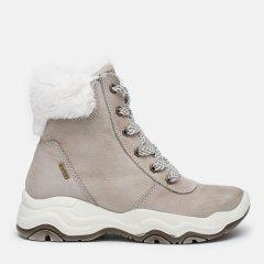 Ботинки кожаные Primigi 6398011 37 Бежевые (6398011370293)