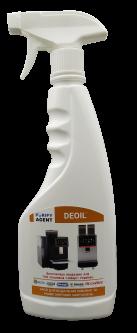 Средство для удаления кофейных масел Purify Agent DeOil 0.5 л (4820093485388)