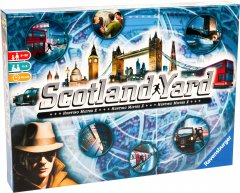 Настольная игра Ravensburger Scotland Yard (4005556260072)