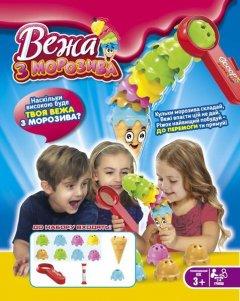 Настольная игра Kingso Toys Башня из мороженого (JT007-101)