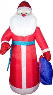 Новогодняя декорация Mag-2000 Дед мороз надувной 280 см (830152)
