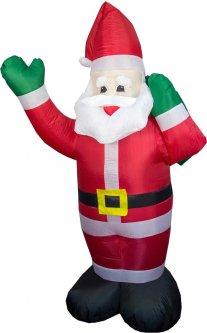 Новогодняя декорация Mag-2000 Дед мороз надувной 240 см (830077)