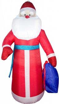 Новогодняя декорация Mag-2000 Дед мороз надувной 200 см (830138)