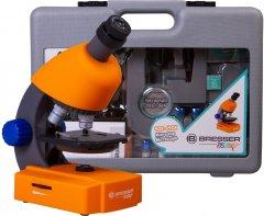 Микроскоп Bresser Junior 40x-640x Orange с кейсом (8851310)
