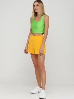 Спортивные шорты Monki 607348711 XS Желтые (PS2030000028528)