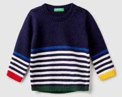Джемпер United Colors of Benetton 10F4C1034.P-921 90 см (8033379407035)