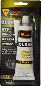 Силиконовый герметик Fusion F213 RTV Gasket Maker 85 г Clear (FU213)