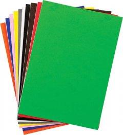 Набор декоративной бумаги Centrum Eva Foam А4 10 цветов (87714)