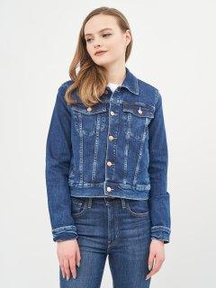 Джинсовая куртка Guess W1RN01-D4663 XS So Chic (7618483151336)