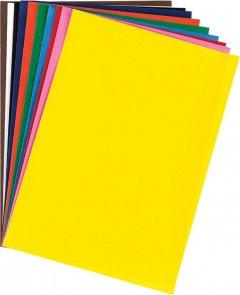 Набор самоклеющейся бумаги Centrum Velvet А4 10 цветов (88510)
