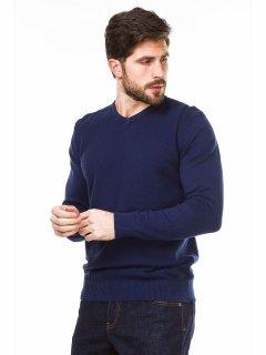 Пуловер Remix HM-8678 L Синий (2950006451659)