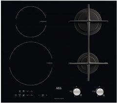 Варочная поверхность комбинированная AEG HD634170NB