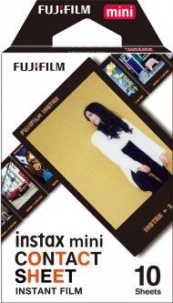 Фотобумага Fujifilm Instax Mini Contact WW 1 (16746486)
