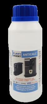 Средство для удаления минеральных отложений и накипи Purify Agent Anticalc 0.25 л (4820093485050)