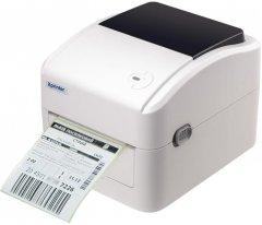 Принтер этикеток Xprinter XP-420B USB+Ethernet