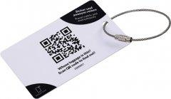 Бирка для чемодана Travelite Accessories White (TL000055-01)