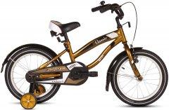 """Детский велосипед Ardis Classic 16"""" 9"""" 2021 Золотистый (0442)"""