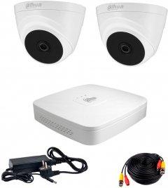 Комплект видеонаблюдения Dahua HDCVI-2D KIT