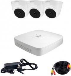 Комплект видеонаблюдения Dahua HDCVI-3D KIT