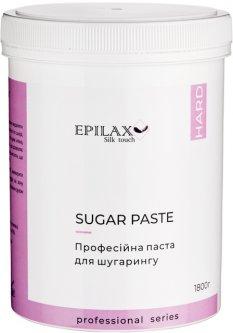 Сахарная паста для шугаринга Epilax Silk Touch Hard 1800 г (4820251920270)