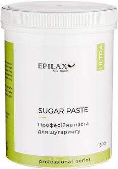 Сахарная паста для шугаринга Epilax Silk Touch Ultra 1800 г (4820251920386)