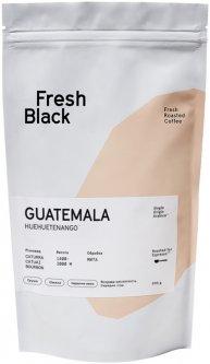 Кофе в зернах Fresh Black Guatemala 200 г (4820205020223)