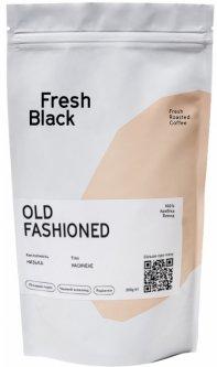 Кофе в зернах смесь Fresh Black Old Fashioned 200 г (4820205020209_4820205020476)