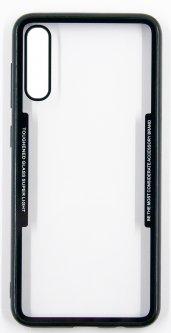 Панель Dengos TPU для Samsung Galaxy A30s/A50s Black (DG-TPU TRP-27)
