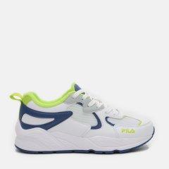 Кроссовки Fila Jaden B Kids' Low Shoes 104879-WM 38 Белые с синим (2990022503390)