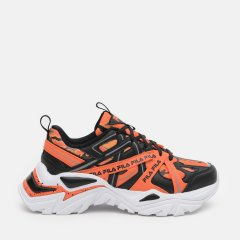 Кроссовки детские Fila Electrove Kids' Low Shoes 3RM01522-015 35.5 Разноцветные с красным (4670036651543)