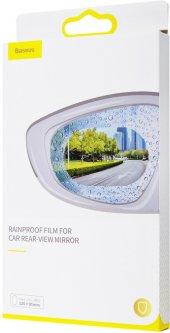 Водооталкивающая Пленка Baseus 0.15 мм for Car Rear-View Mirror Round (95*95 мм) (SGFY-B02)