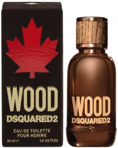 Туалетная вода для мужчин Dsquared2 Wood Pour Homme 30 мл (8011003845682)