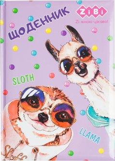 Школьный дневник ZiBi Animals В5 48 листов (ZB.13814)