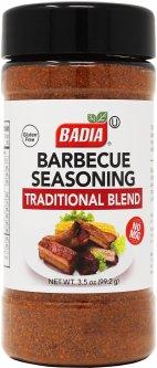Приправа Badia Традиционная смесь к барбекю 99 г (033844007454)