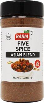 Приправа Badia Азиатская смесь Пять специй 113 г (033844007478)
