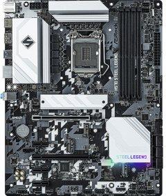 Материнская плата ASRock H570 Steel Legend (s1200, Intel H570, PCI-Ex16)