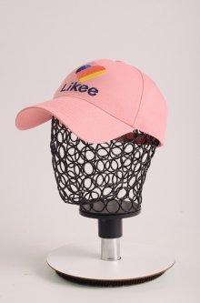 Кепка-бейсболка вышивка Likee KENT&AVER розовый размер 57-58