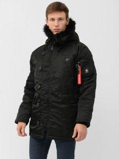 Парка Airboss Winter Parka S Black (733447690571)