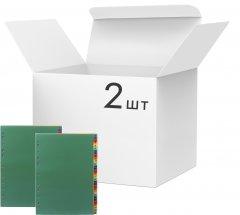Набор пластиковых цифровых разделителей KLERK А4 1-31 140 мкм микс цветов Глянцевых 2 шт (Я20277_PY-31A)