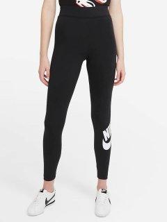 Спортивные леггинсы Nike W Nsw Essntl Gx Hr Lggng Ftra CZ8528-010 XS Черные (194502820744)