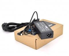 Блок питания Merlion для ноутбука ASUS 19V 3.42A (65 Вт) штекер 5.5 х 2.5 мм длина 0.9 м + кабель питания (2000000001371)
