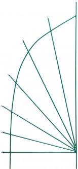 Опора Парус GardenCity 1600 х 850 х 12мм (SM151685)