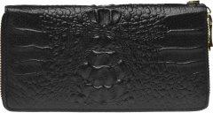 Женский кожаный кошелек Laras K105201 Черный (ROZ6206113733)
